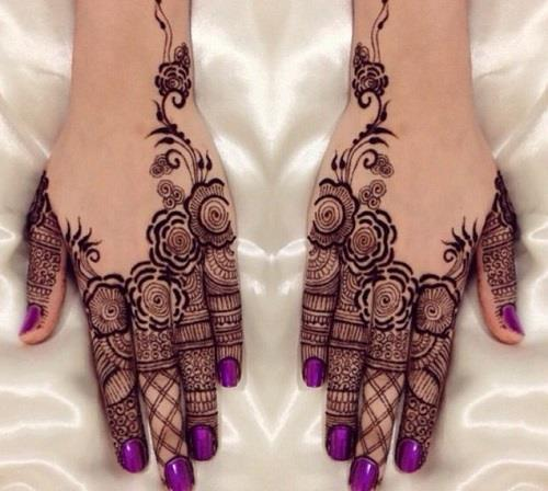 Dubai Mehndi Patterns : Dubai mehendi designs joy studio design gallery best