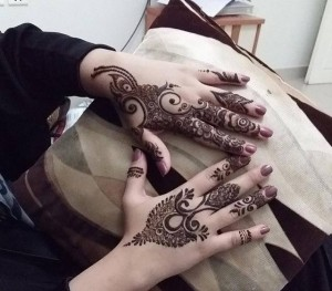 Pakistani-Latest-Mehndi-Design
